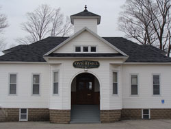 Overisel Township Hall - Today